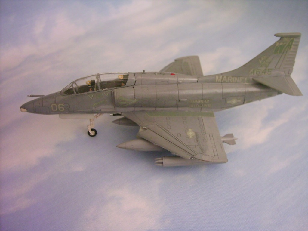 Skyhawk Fujimi 3