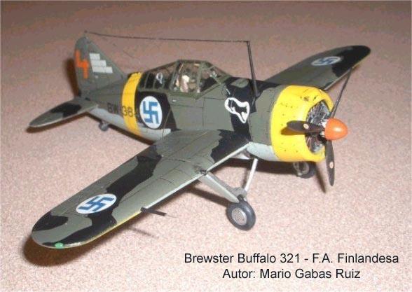 Brewster Buffalo 1 de 5