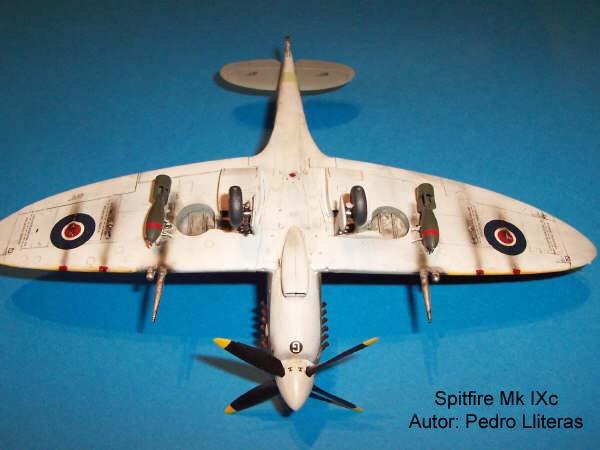 Spitfire Hasegawa 02