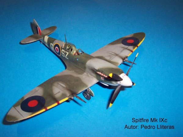 Spitfire Hasegawa 05