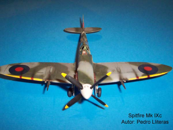 Spitfire Hasegawa 06