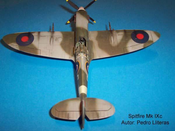 Spitfire Hasegawa 07