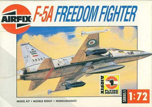 F-5A Airfix