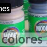 Cartas de colores ModelFlex