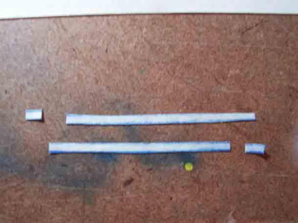 Las partes del arnés