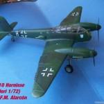 Me 410 Hornisse 8
