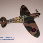 Spitfire Mk.I Tamiya 1/72 (3)