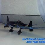 Ju-87 Stuka D-5 (Italeri 1/72) 5