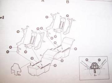 Instrucciones de la cabina