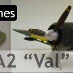 Aichi D3-A2 Type 99 «Val» (Fujimi 1/72)