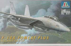 Caja F-14A Tomcat Plus