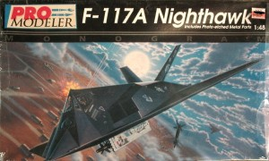 Caja F-117A Monogram 1/48