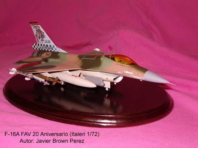 F-16 20 Aniversario FAV (1)