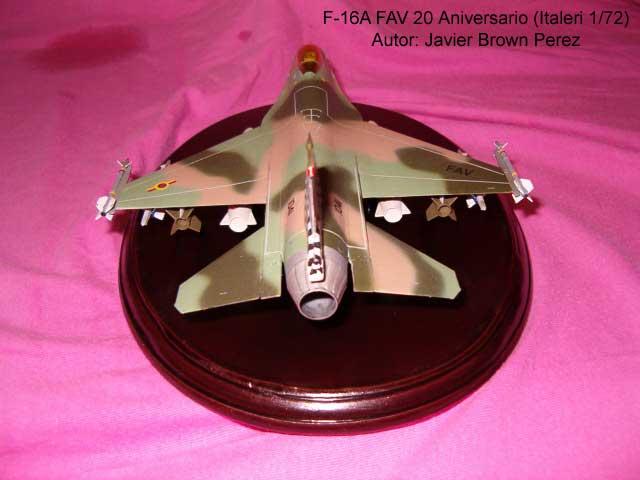 F-16A 20 Aniversario FAV (3)