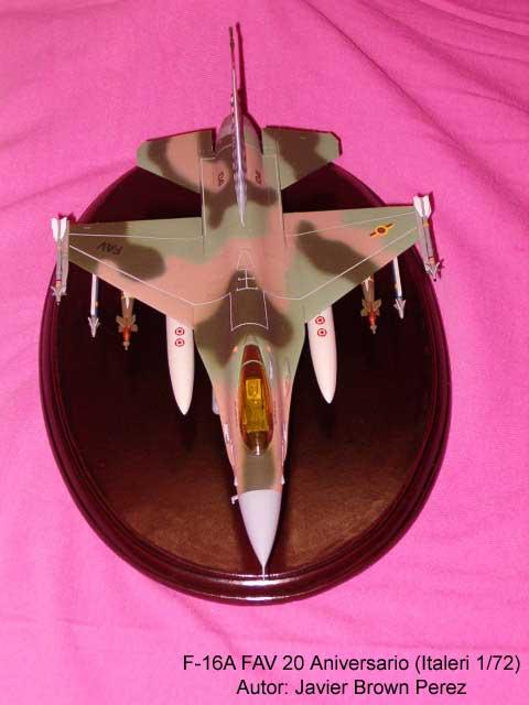 F-16A 20 Aniversario FAV (5)