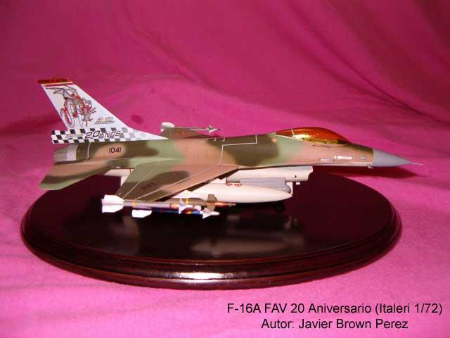 F-16A 20 Aniversario FAV (7)