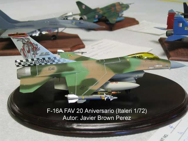 F-16A 20 Aniversario FAV (8)