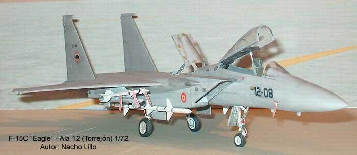 F-15C Eagle Ala 12