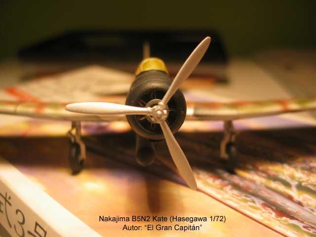 Nakajima B5N2 Kate 2