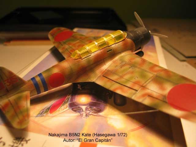 Nakajima B5N2 Kate 3