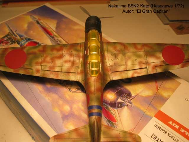 Nakajima B5N2 Kate 4