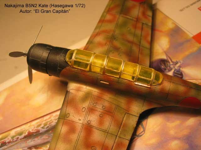 Nakajima B5N2 Kate 5