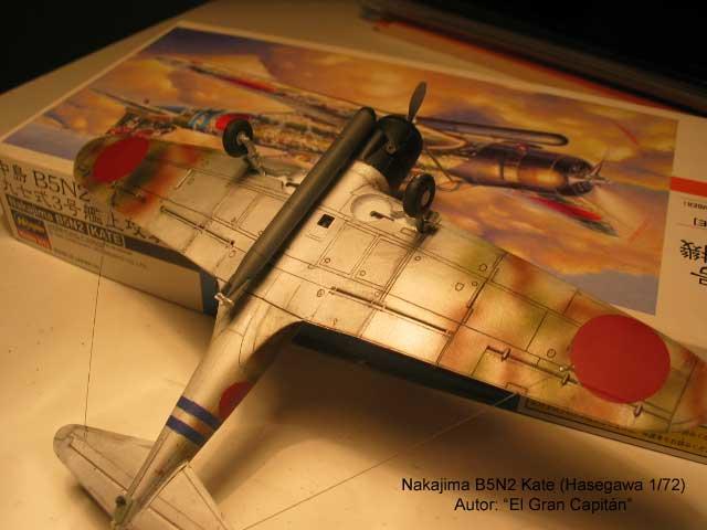 Nakajima B5N2 Kate 7