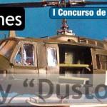 UH-1 Huey «Dustoff» (Revell 1/32)