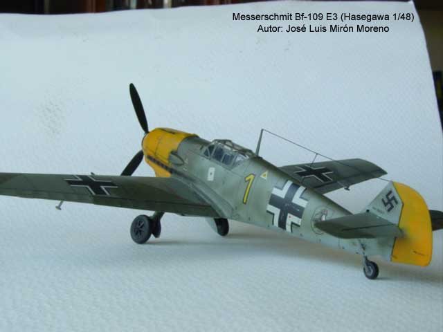 Bf-109 3
