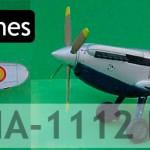 Hispano HA-1112 Buchón (Academy 1/72)