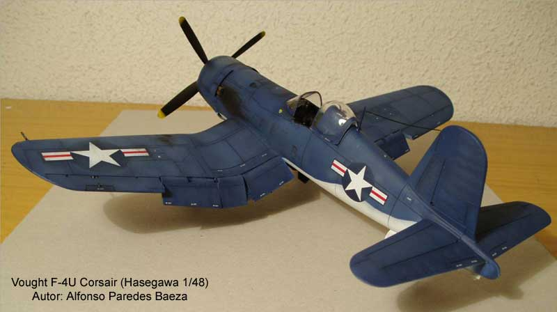 F-4U Corsair Hasegawa 2