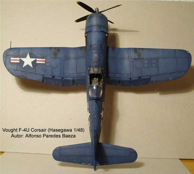 F-4U Corsair Hasegawa 3