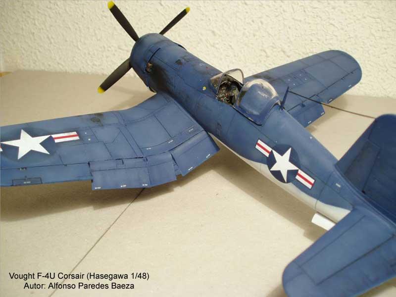 F-4U Corsair Hasegawa 4