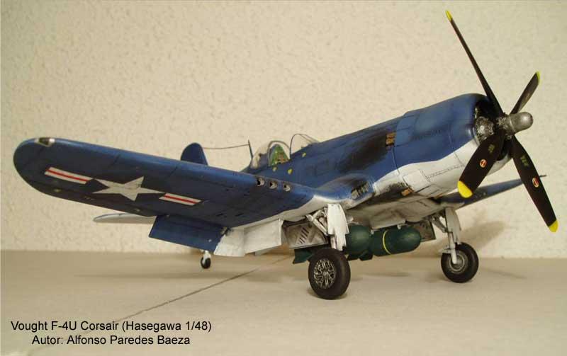 F-4U Corsair Hasegawa 5