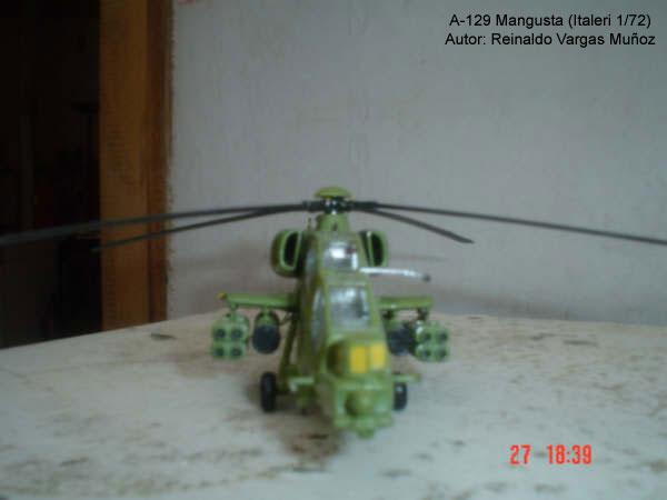 Mangusta Italeri 4