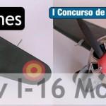 """Policarpov I-16 Tipo 10 """"Mosca"""" (Academy 1/48)"""