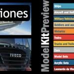 Catálogo de novedades Italeri 2013