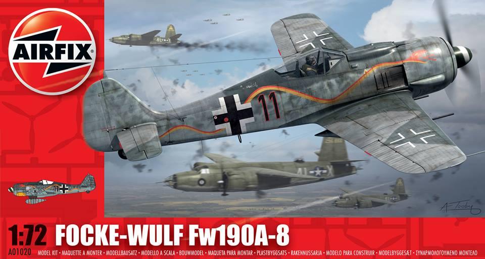 Airfix- Fw-190