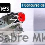 Canadair Sabre Mk6 (Esci 1/48)