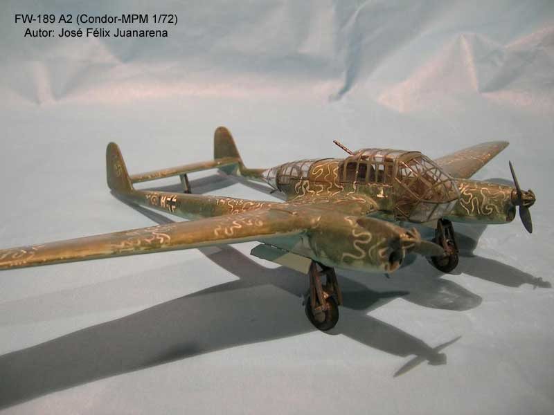 FW-189 4
