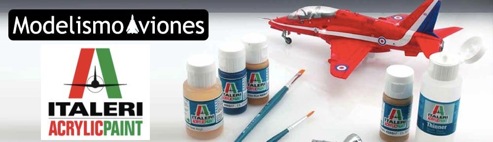 Italeri acrylic paint