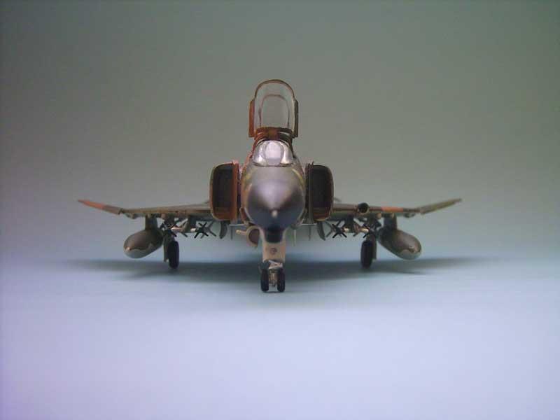 Maqueta F-4E Phantom II Esci 7