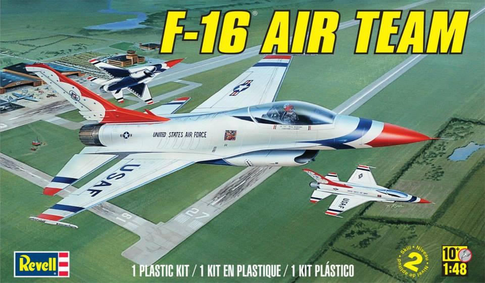 Revell F-16
