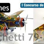 Savoia Marchetti S.M. 79-II Sparviero (Trumpeter 1/48)