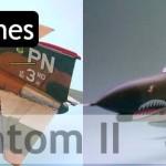 F-4E Phantom II (Esci 1/72)
