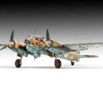 Maqueta Revell Ju-88 A4 1