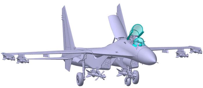 maqueta-su-27-3D-2