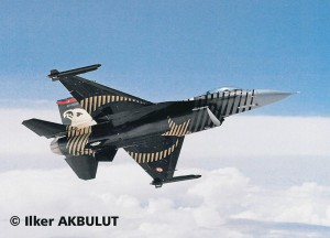 Revell F-16 Solo Turk