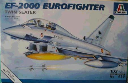 Maqueta Eurofighter Box Art
