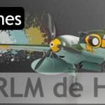 Nuevos colores RLM acrílicos de Humbrol